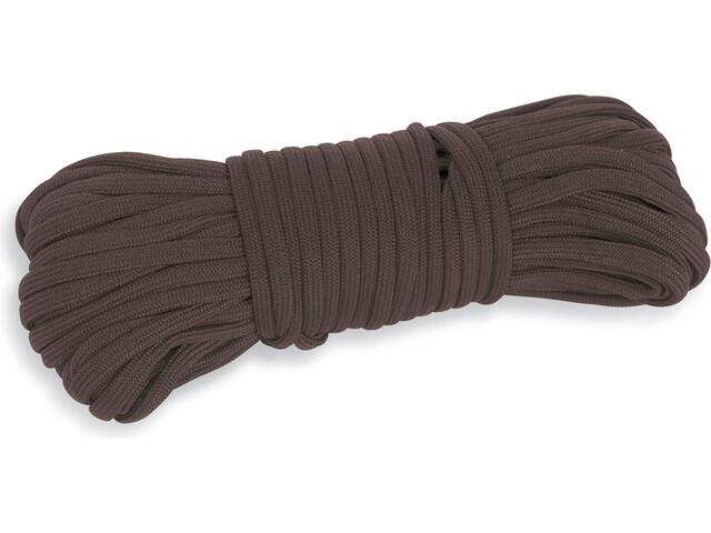Tatonka Cuerda - Accesorios para tienda de campaña - 20m negro